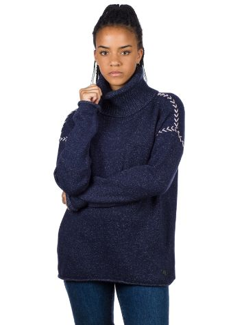 Rip Curl Leah Roll Neck Pulover