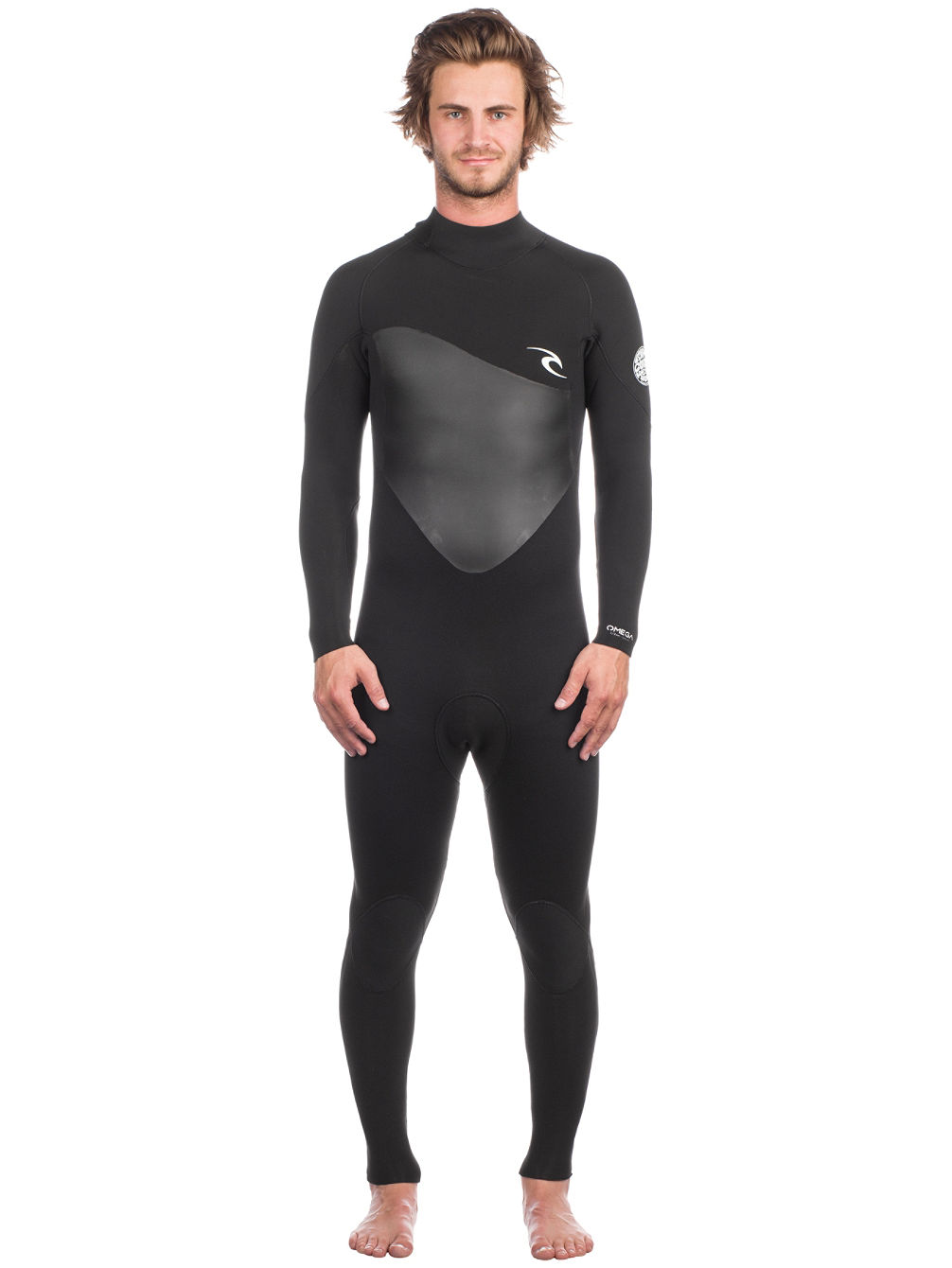 Omega 3/2 Gb Back Zip Wetsuit