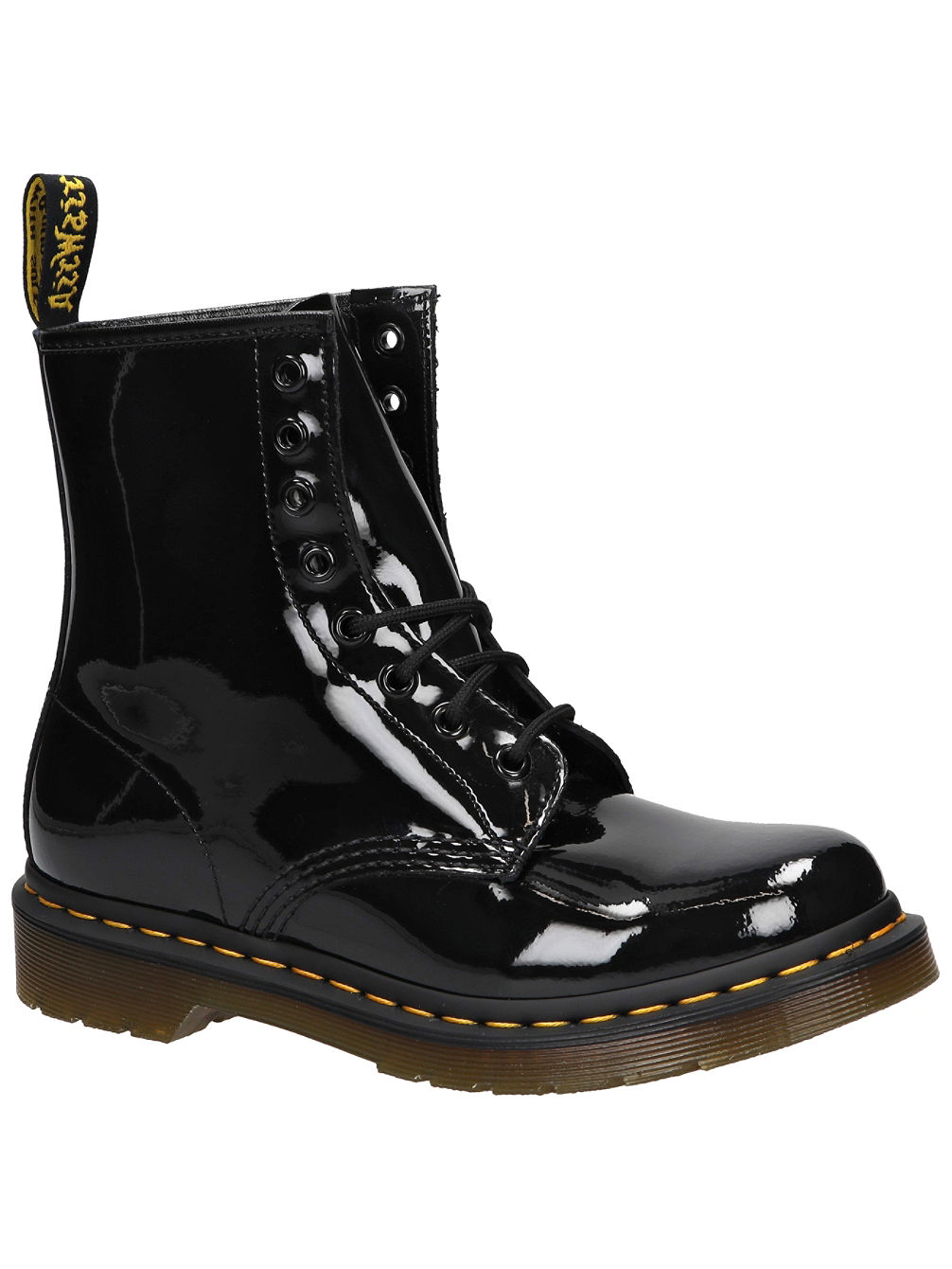 1460 Patent 8 Eye Boots Women
