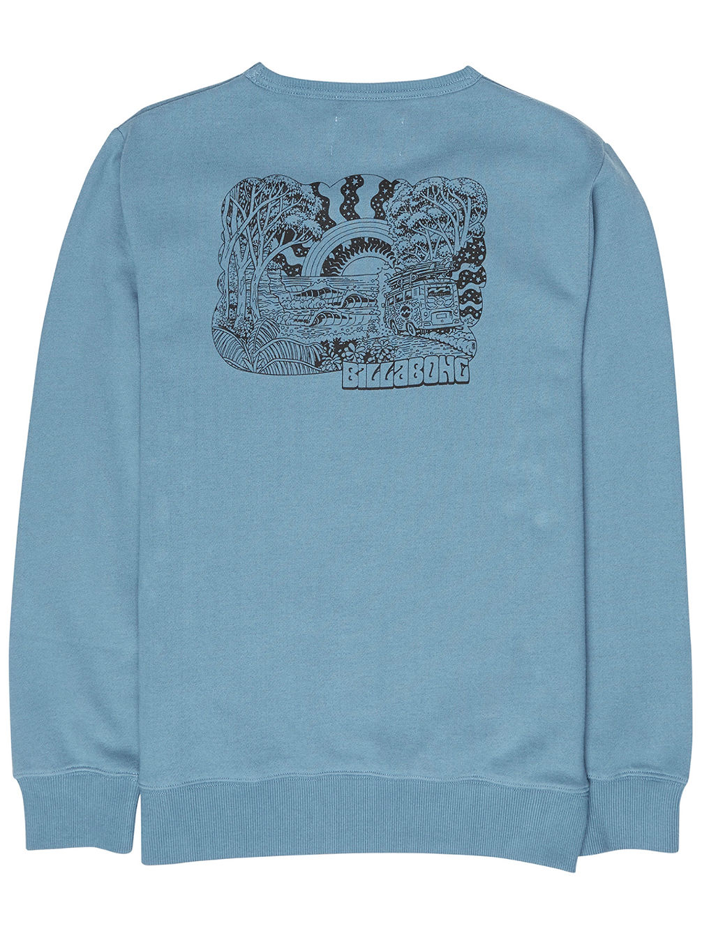 Hippy Ride Crew Sweater