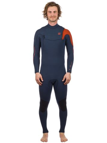 Billabong 3/2 Furnace Carb Chest Zip Gbs Wetsuit