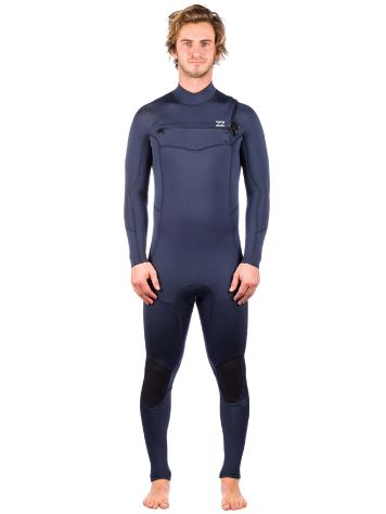 Billabong 4/3 Furnace Abso Chest Zip Gbs Wetsuit