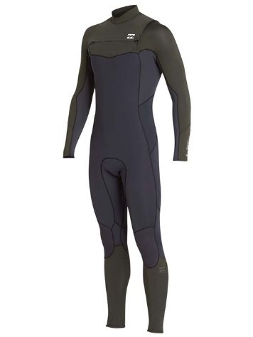 Billabong 5/4 Furnace Abso Chest Zip Gbs Wetsuit