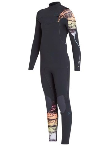 Billabong 3/2 Furnace Carb Chest Zip Gbs Wetsuit B