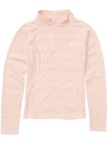 Billabong Morning Call Half Zip Fleece Pullover