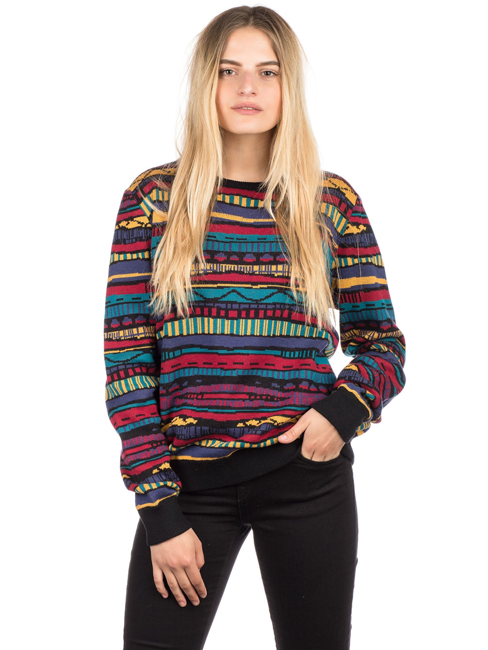 Rudy Knit Pullover. Iriedaily