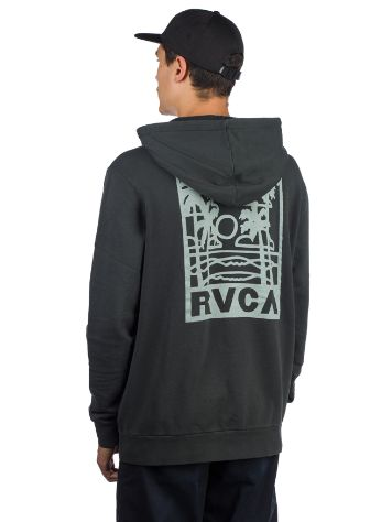 RVCA Couple Fun Ones Felpa con cappuccio
