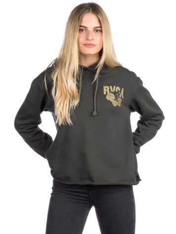 RVCA Panther N Roses Sudadera con Capucha