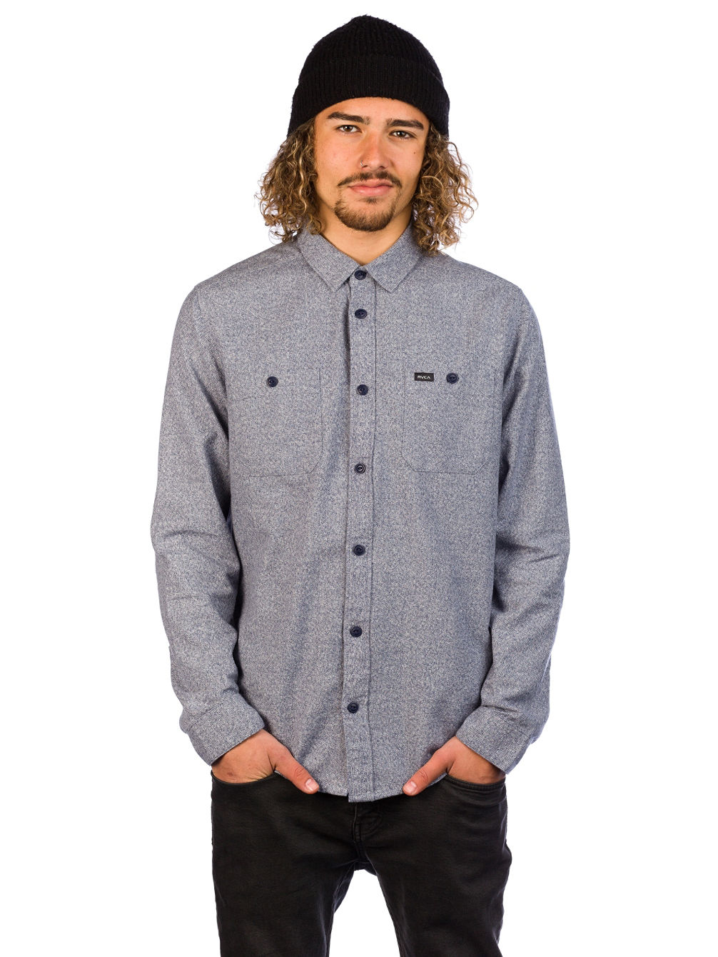 Twisted Shirt LS