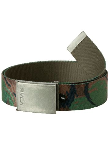 RVCA Block Print Web Belt