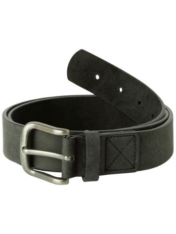 RVCA Truce Leather Cinturón