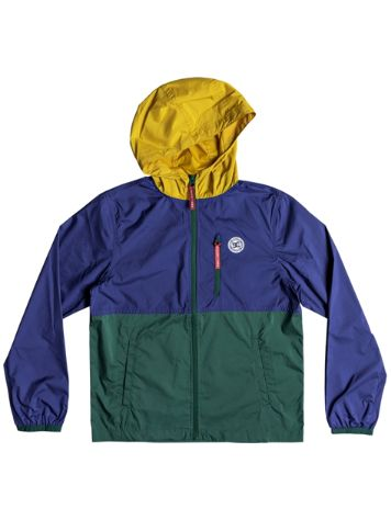 DC Dagup Tri Block Jacket Boys