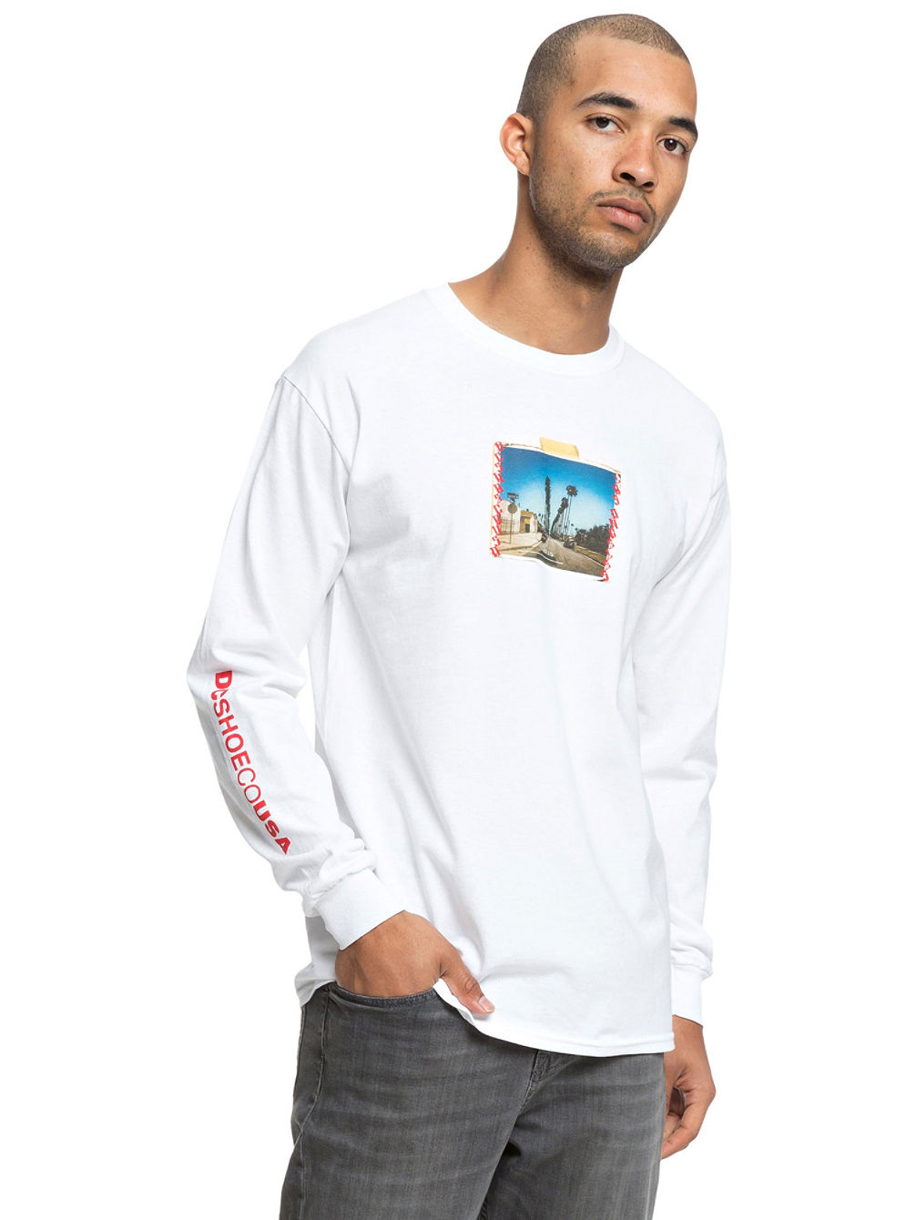 8d6110ad Buy DC Dcla Long Sleeve T-Shirt online at Blue Tomato