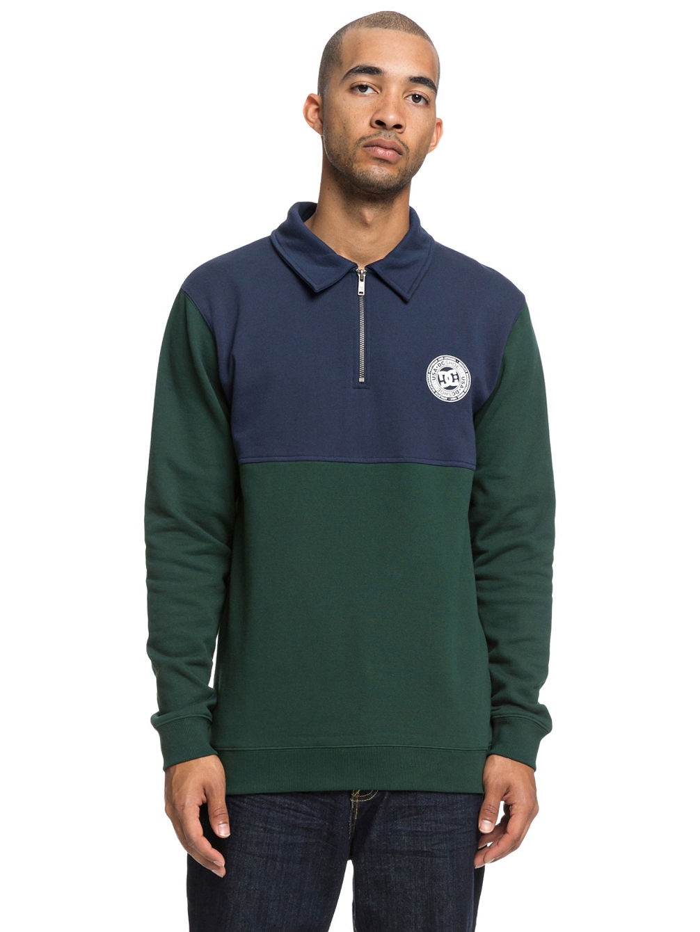 Dellwood Polo Sweater
