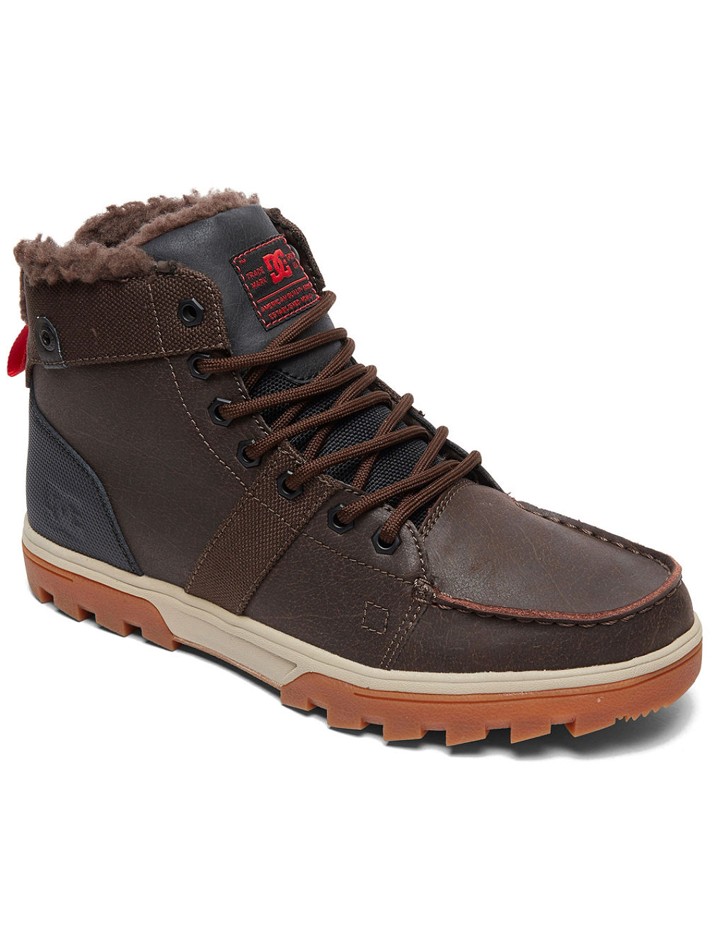 Buy DC Woodland Shoes online at blue-tomato.com