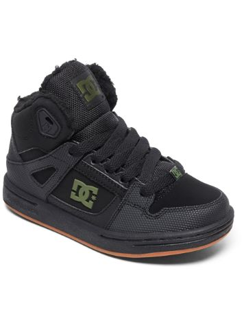 DC Pure HT Wnt Sneakers Jungen