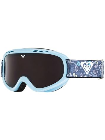 Roxy Sweet Bachelor Button/Rumba Ditsy Youth Goggle jongens