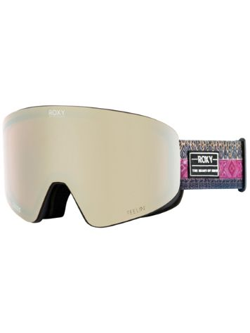 Roxy Feelin True Black/Wild Ethnic Goggle