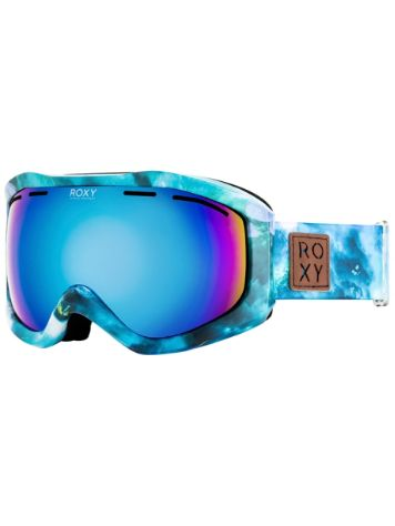 Roxy Sunset Art Series Bachelor Button/Cold M Goggle