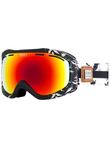 Roxy Sunset Art Series True Black/Love Letter Goggle