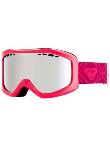 Roxy Sunset Mirror Teaberry Goggle