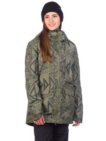Roxy Glade Printed Gore-Tex 2L Giacca