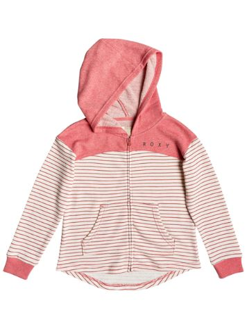 Roxy Happiest Fall Zip Hoodie Girls