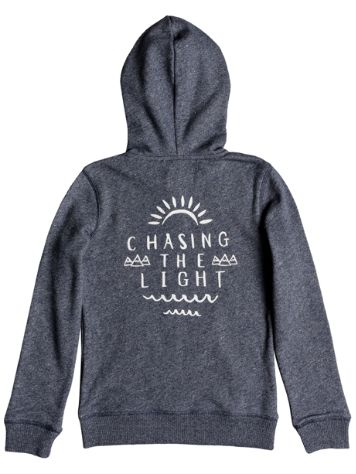 Roxy Last Smile Chase The Light Zip Hoodie Gi