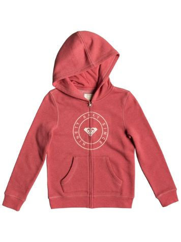 Roxy Girl Plans Pirate Type Zip Hoodie meisjes