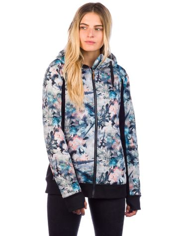 Roxy Frost Printed Fleece Jacket