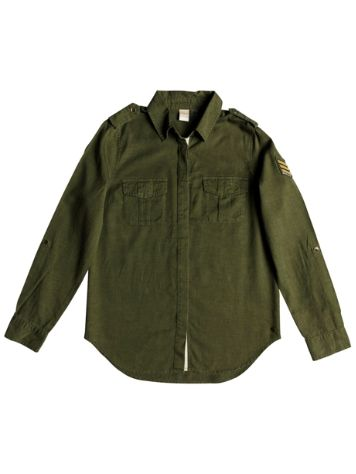 Roxy Military Influence Shirt LS