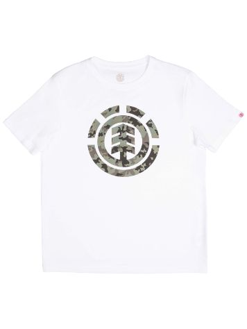 Element Bark Logo T-Shirt Jungen