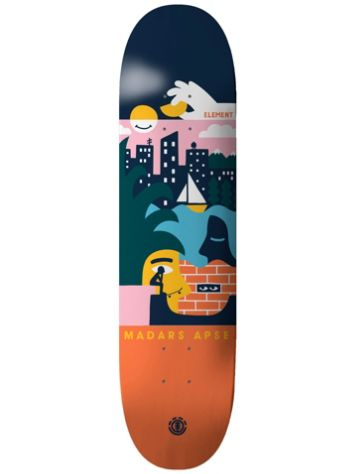 "Element Day Dremr Madars 8.2"" Skate Deck"