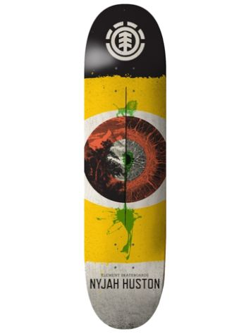 "Element Retina Nyjah 8 8.2"" Skate Deck"