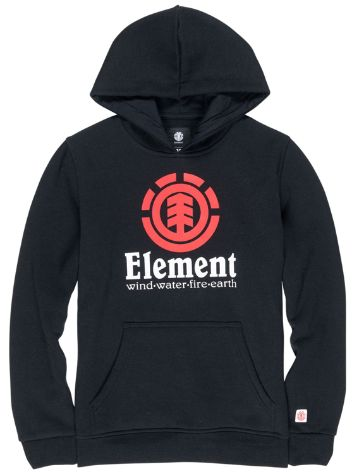 Element Vertical Sudadera con Capucha