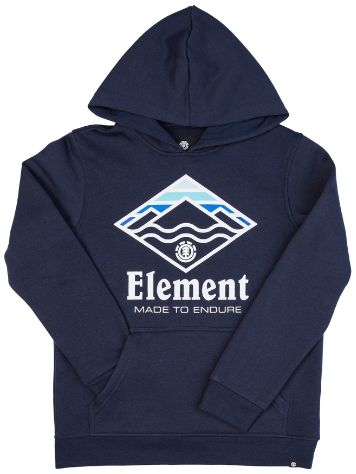 Element Layer Pulover s Kapuco