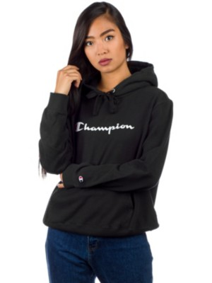champion sweatshirt schwarz damen
