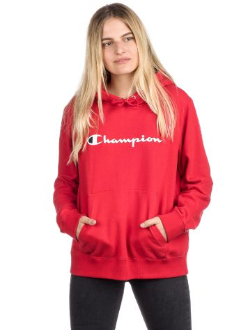 Champion American Logo Sweater Hoodie