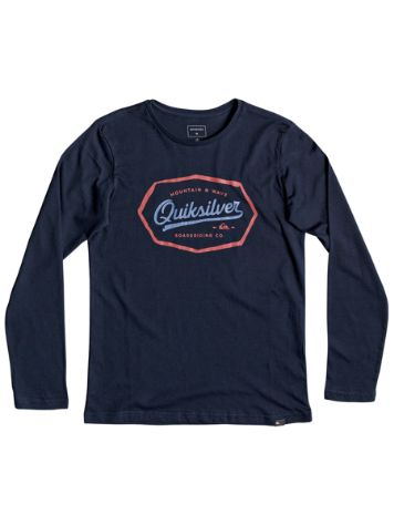 Quiksilver Living On The Edge Long Sleeve T-Shirt