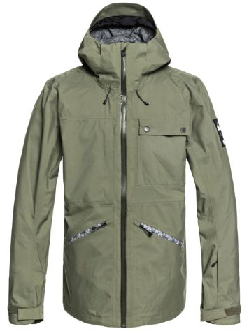 Quiksilver Snow Spindye Jacket