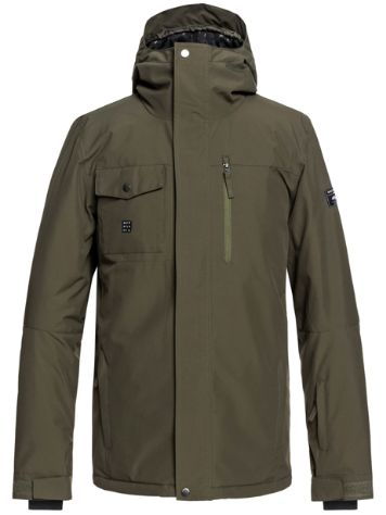 Quiksilver Mission Soli Jacket