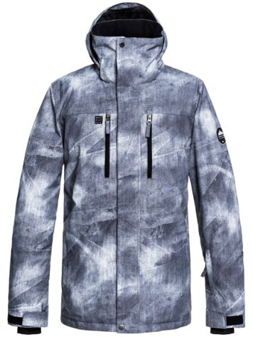 Quiksilver Mission Printed Jacke