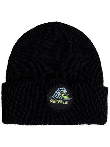 Quiksilver Performed Patch Beanie
