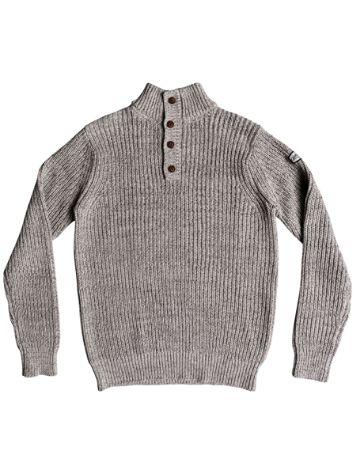 Quiksilver Shadow High Collar Strickpullover