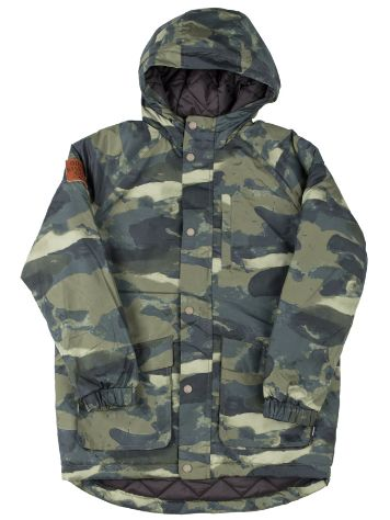 Quiksilver Mitake Smash Jacket Boys
