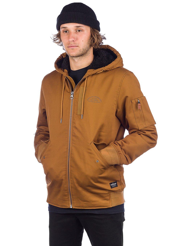 Quiksilver Hanago Jacket rubber