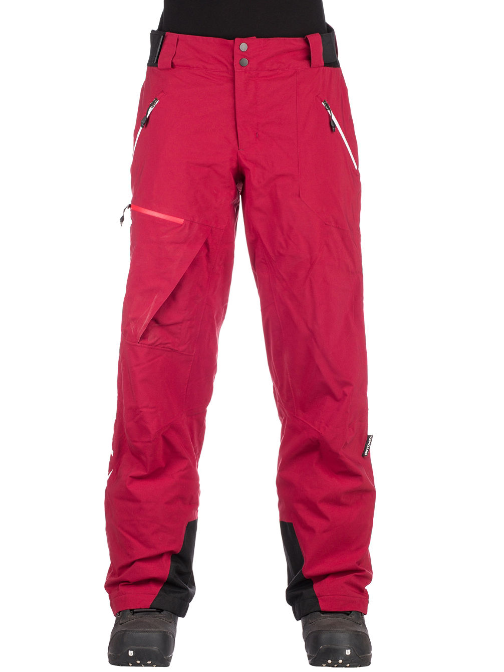 2L Swisswool Andermatt Pantalon