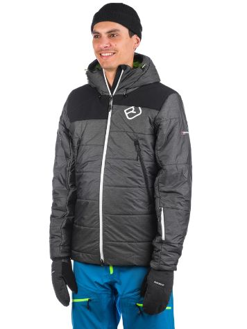 Ortovox Swisswool Verbier Puffer Giacca