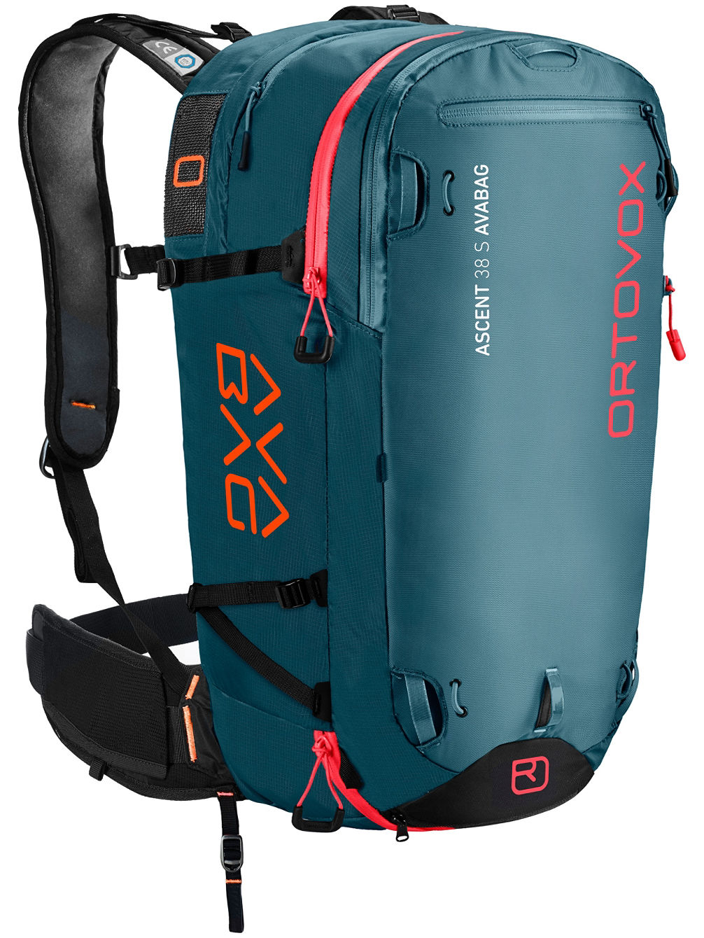 Ascent 38L S Avabag Ryggsekk