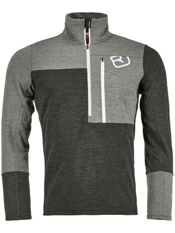Ortovox Light Zip Neck Fleece Pullover